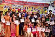 Baring Collegiate Senior Secondary School-Prize Distribution