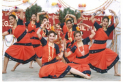 D A V Collegiate Senior Secondary School-Dance