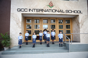 GCC International School - School Front View
