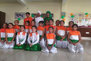 A C National Public Senior Secondary School-Independence Day