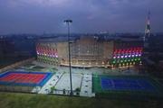 Yashmay World School-Campus Building