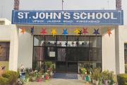St Johns School-Entrance