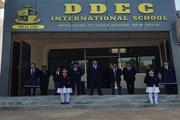 DDEC International School-Campus Entrance