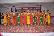 Aakash Public School-Classical Attire