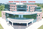 Doon Public School- School Building