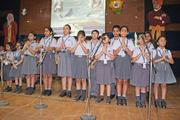 Amity International School-Junior Prize Distribution