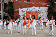 Andhra Education Society Senior Secondary School-Independence Day