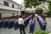 Arun Modern Public School-Assembly View