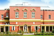 Convent Of Jesus and  Mary School-Campus View
