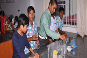Ramireddy Subbaramireddy International School-Chemistry Lab