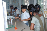 Sai Baba Central School-Chemistry Lab