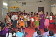 Sri Vijnana Vihara English Medium School-Art winning