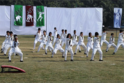 OPG World School-Annual sports day