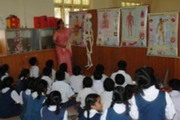 V P Siddhartha Public School-Activity Room