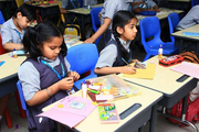 Rukmani Devi Public School-Art and Crafts