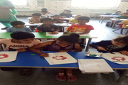 L P Savani International School-Classroom