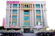 Modi School-Campus view