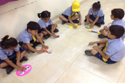 Podar International School-Art
