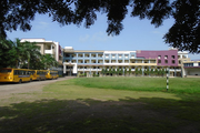 S G M Shiroiya English School-Campus View