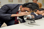 Shanti Asiatic School-Biology Lab