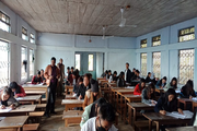 Government Higher Secondary School-Classroom