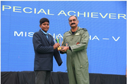 Air Force School-Achievments