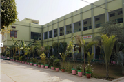 Ajanta Senior Secondary School-Building