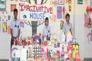 Akash Public School-Art and Craft