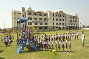 Asha Jyoti Vidyapeeth-Campus