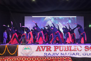 Avr Public School-Annual day