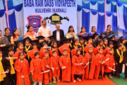Baba Ram Das Vidyapeeth-Graduation  day