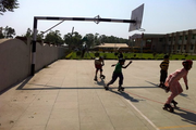 C S International School-Basket Ball Court