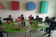 Cygnus High World School-Activity