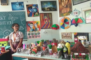 D A V Centenary Public School-Art and Craft