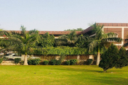 D R A Senior Secondary School-Campus-View