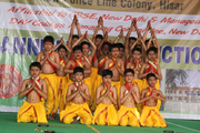 Dav Police Public School-Annual day celebrations