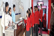 GD Goenka Global School-Cafeteria