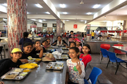 Gateway International School-Cafeteria
