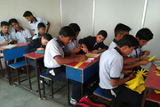 Global International School-Arts And Crafts Class