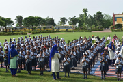 Green Fields Public School-Assembly
