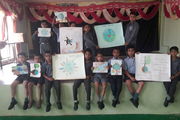 Greenland Public School-Art work