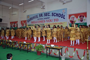 Gurukul Senior Secondary School-Annual day