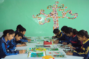 Gyan Deep Senior Secondary School-Art room