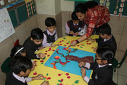 Hallmark Public School-Art room