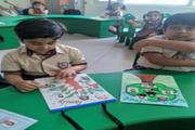 Hansraj Public School-Art room