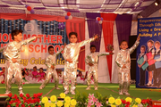 Holy Mother Public School-Annual Day