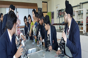 Maharishi Markandeshwar International School-BiologyLab