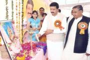 Maharaja Agarsain Sanatan Dharam Public Senior-Celebrations