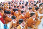 Maharishi Vidya Mandir Public School- Gurugram- yoga