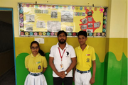 Mamchand Public School-Class Monitor